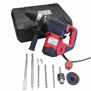 Verable Speed 1 1 2 Sds Electric Hammer Drill