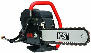Ics 695gc 16 Gas Diamond Chain Saw Package Includes Guidebar And Chain