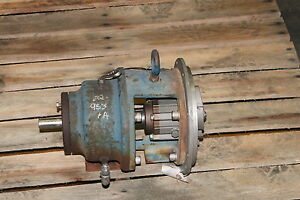 Liquiflo Centrifugal Water Pump 5 1 4 Impeller Hastelloy C