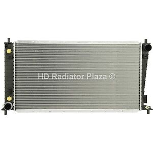 Radiator Replacement For 97 98 Ford F150 F250 Expedition V8 4 2l 4 6l Fo3010143
