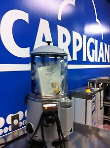 Carpigiani Hot Chocolate Machine Gelato Ice Cream Coffee Hot Topping 10 Liters