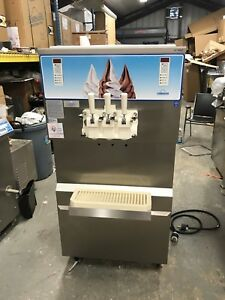 Carpigiani Soft Serve Ice Cream Gelato Frozen Yogurt Custard Uc 1131 Pump