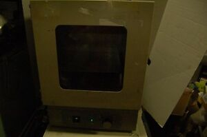 Sheldon Mfg 1400e Vacuum Oven Var Fisher Laboratory Lab Vac