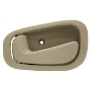 Front Or Rear Driver Interior Door Handle For 98 02 Toyota Corolla To1352165