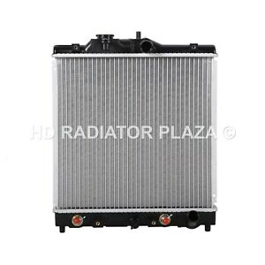 Radiator Replacement For 92 00 Honda Civic 2dr 3dr 4dr 1 6l Real 3 4 Core W Cap