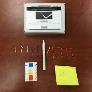 Servotome Kit With Associated Electrosurgical Tips