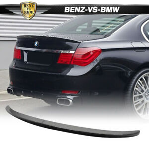 Usa Stock Bmw 7 Series Ac Sty Trunk Spoiler Painted Black Sapphire Metallic 475