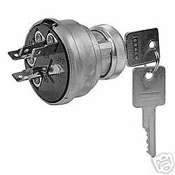 Clark Forklift Ignition Switch Parts