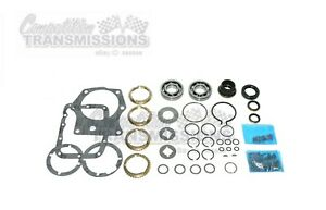 Dodge 4 Speed A833 4 Sp Transmission Rebuild Kit Plymouth 61 74 80mm Bearings