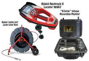 Ridgid 325 Color Reel 14058 Navitrack Ii Locator 96967 r style Iphone Monitor