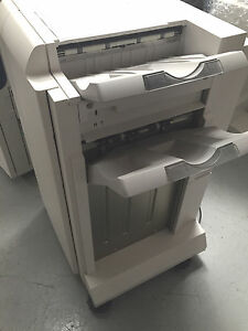 Copier Finisher xvg Stapler Sorter used oem 550 560 7665 copier