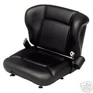 New Toyota Forklift Seat Assembly 6 Series With Switch Seat Belt 53710 u1160 71