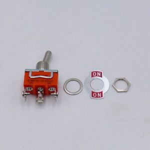 Mig Spool Gun Toggle Switch 1pk Wire Feed Aluminum Steel Welding Torch