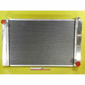 Gm Style 31 X19 Universal Aluminum Racing Radiator Heavy Duty Extreme Cooling