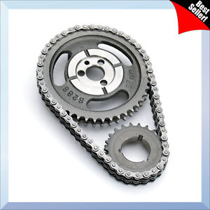 Competition Cams 2100 Double Roller Timing Chain Gear Set Small Block Chevy