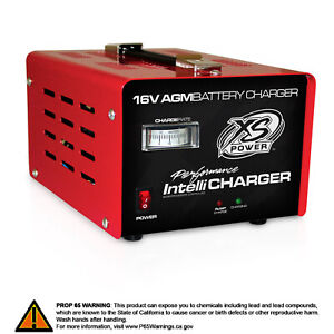 Xs Power 1004 Battery Charger 16v 20a Max