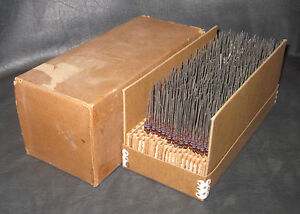 Box Of Irc1 2w Watt Carbon Comp 5 Resistors 68 Ohm 900 Pieces