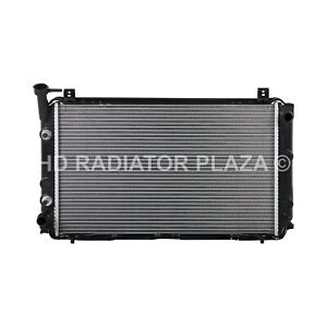 Radiator Replacement For 89 90 Nissan Sentra Pulsar Nx L4 1 6l 4 Cylinder New