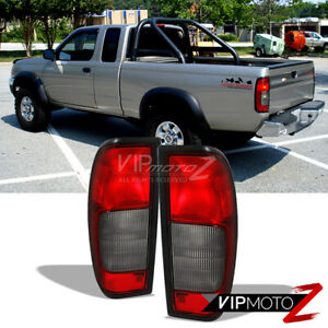 For 2000 2004 Nissan Frontier Xe Se Sc Factoy Style Replacement Tail Lights L r