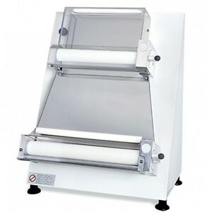 Pizza Dough Roller Sheeter 16 40cms With 2 Pairs Of Parallel Rollers 16