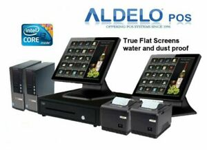 Aldelo Pos Pro Complete Pizza Pos System Windows 10 5 Years Warranty