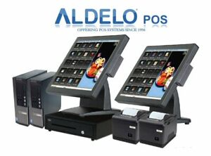 Aldelo Pos Pro Restaurant Computer System Never Used Aldelo Pos Software