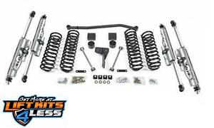 Fox Shocks 2 0 Remote Rez 4 Susp Lift Kit Zone For Jeep Wrangler Jk Unlimited