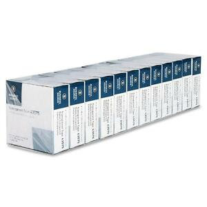 Business Source Transparent Tape 1 Core 3 4 x1000 12 pk Clear 43575