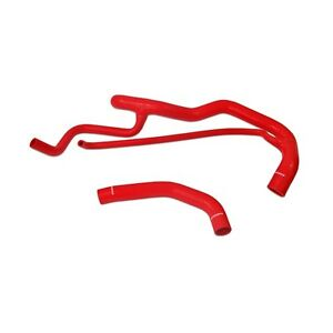 Mishimoto Silicone Radiator Hose Kit Red For Chevrolet Gmc 6 6l Duramax 01 05