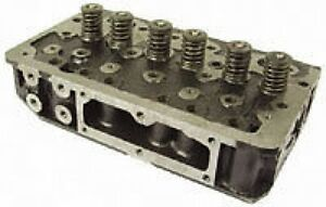 New Mf Fordson Tractor Cylinder Head For A3 152 Engine 3637784m91