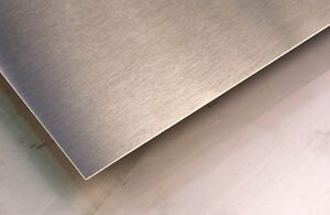 Alloy 304 Brushed 3 Stainless Steel Sheet 14 Ga 24 X 48