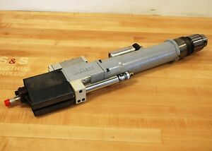 Aro 8670283am Pneumatic Powered Self Feed Drill 2800 Rpm Used