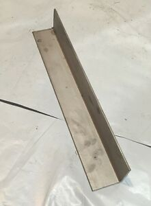 Stainless Steel Angle 2 X 2 X 1 8 X12 304 304l
