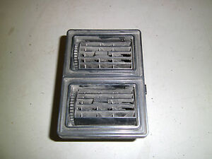 1976 Mgb Heater Ducts For Dash