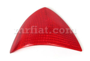 Mercedes 220 S Se W112 Fintail 1961 68 Red Rear Left Tail Light Lens
