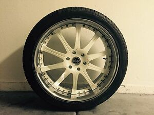 24 Saf Forged Tires Rims