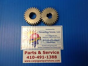 Carpigiani Parts Coldelite Whipped Cream Machine Pump Gears Set Kw 50 Miniwip