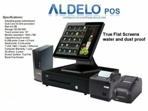 Aldelo Pos Pro Complete Hardware Software And Installation