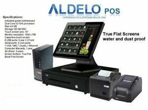 Aldelo Pos Pro Complete Computer Stations Installed Networked Support Included