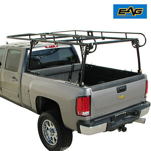 Eag 1000 Lbs Regular Contractors Rack Truck Ladder Racks