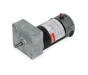 Dayton Model 1lpw1 Dc Gear Motor 11 Rpm 1 30 Hp 90vdc 4z535