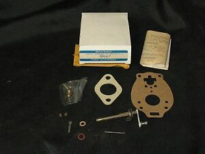Nos Replacement Carburetor Repair Kit For Marvel Schebler Models Tsx Series Bk47