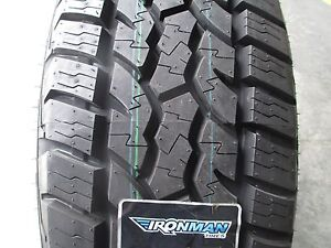 4 New 255 70r16 Ironman All Country At Tires 255 70 16 R16 2557016 A t 70r