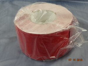 4 X 60 Red Roll Safety Non Skid Tape Anti Slip Tape Sticker Grip Safe Grit