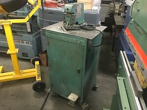 Roper Whitney Model 200 Power Corner Notcher