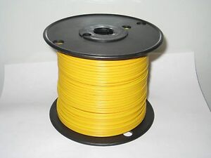 22 Gauge Zip Seminole Blasting Scab Fireworks Wire Solid Copper 2 1000 Ft Spool