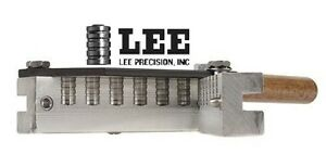 Lee 6 Cavity Mold 38 Special 357 Magnum 38 Colt New Police 38 S