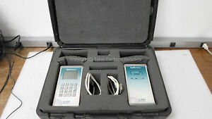 Parts Or Repair Agilent Wirescope 155 Dualremote 155 W Case 2 15728