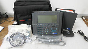 Hp Aurora Tempo Frame Relay Tester W Options 010 Case Ac Adapter 53 0517 03