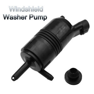 Front Windshield Washer Pump For Buick Chevy Gmc Cadillac 89025063 Am 38643446